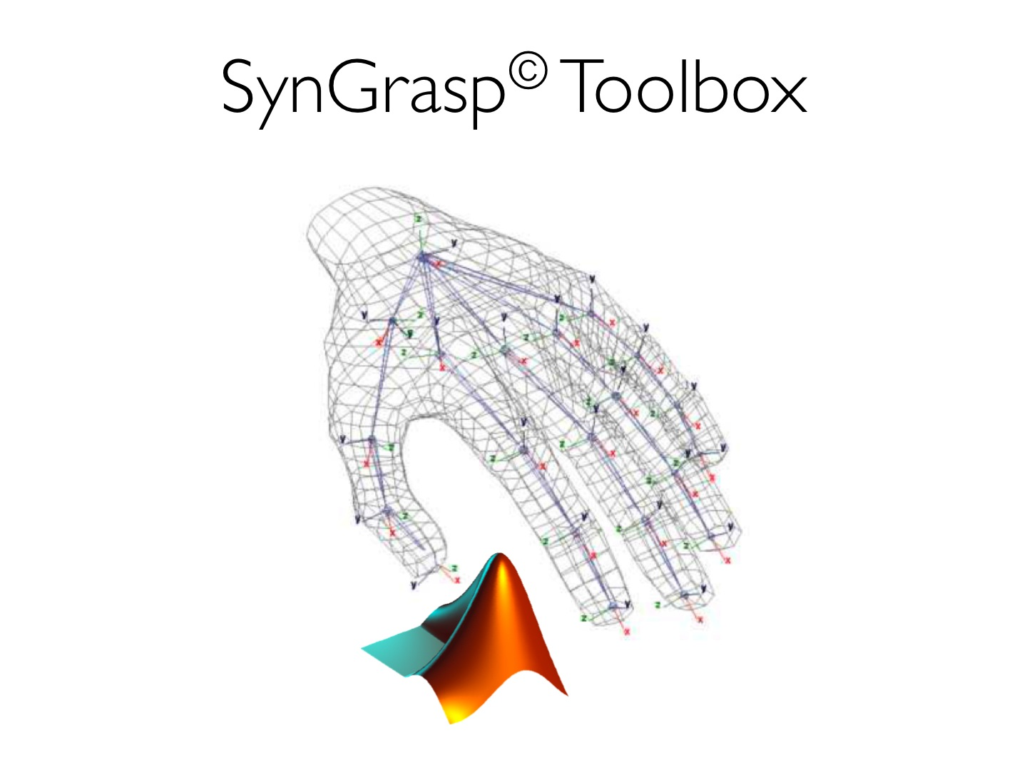SynGrasp – A MATLAB Toolbox for Grasp Analysis of Human and Robotic